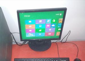 Monitor lcd 15 LG  mais fonte