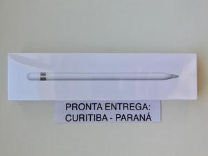  Caneta Apple Pencil para iPad Pro. Nova, na caixa