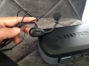 Microfone Sem fio Shure Headset