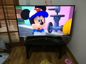 Smart Tv 48 SaMsung Tela Curva Leia