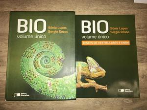 Livro - Bio Vol. Único - 3º Ed  + Livro Exercícios