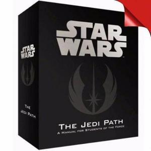 Livro Star Wars - The Jedi Path. Completo Com A Cápsula