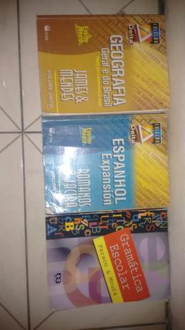 Livros para estudar para concurso e vestibulares