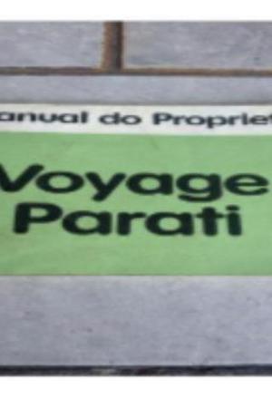 Manual WOYAGE PARATI.