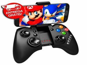 Controle Joystick Bluetooth Ipega  Galaxy iPhone Games