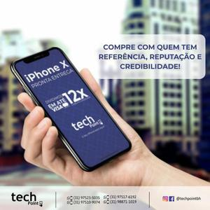 IPhone X 64GB (LACRADOS E NOVOS)
