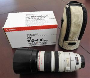 Lente Canon  f: L USM