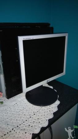 "Monitor LCD 15"" Flatron Lg s"