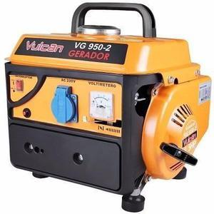 Gerador De Energia A Gasolina 950w 2t Vgvolts Vulcan