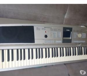 Vendo Piano Digital Yamaha DGX  teclas-profissional-RJ