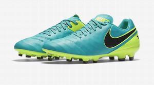 Chuteira de campo Nike Tiempo Genio II Leather FG