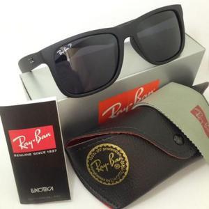 Óculos de sol RB Justin Polarizado e acabamento
