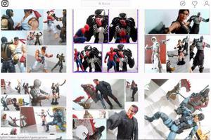 Action Figures boneco figuras colecionaveis