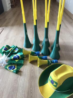 Artigos para copa do mundo Brasil