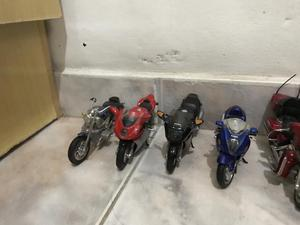 Miniaturas de motos extra