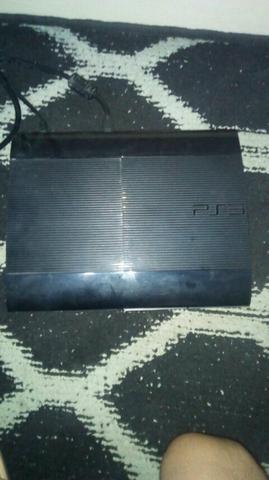PS3 super slim completo