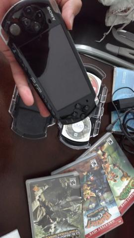 PSP - usado em ÓTIMO estado