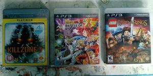 Troco estes jogos de PS3