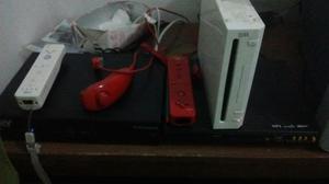 Wii desbloqueado (Barato).pra Hoje!!
