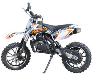 Mini moto cross 49cc e 50cc infantil automática