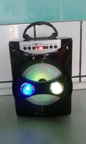 Caixa de som inova Bluetooth 15w