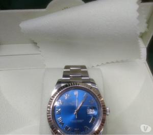 Relógio marca Rolex modelo  osyter aço