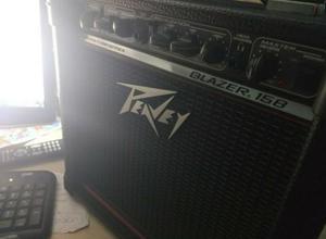 Amplificador de guitarra Peavey transtube 15w apenas 450