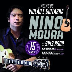 Aulas de Violão&Guitarra