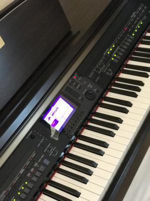 Piano Digital Yamaha Cvp 501 Super barato abaixo do valor