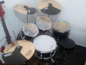 Bateria Odery inRock Series (Kit + Pratos)