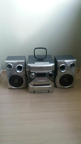 Som Original Philips 3 em 1 Com CD