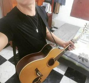 Aula de violão em domicílio