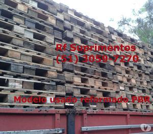 Caixa - embalagens - palete - tratamento exportação -