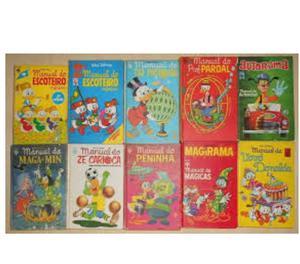 Coleção Completa Biblioteca Do Escoteiro Mirim com 20