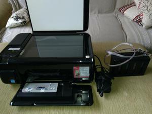 Impressora multifuncional HP Deskjet C