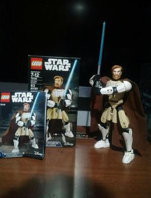 LEGO Star Wars Obi Wan Kenobi Novo