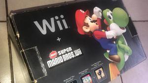 Nintendo wii ótimo estado
