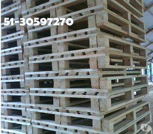 Pallets - palete - palets - exportação - industria -