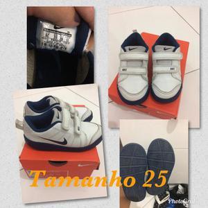 Tênis Nike original tamanho 25