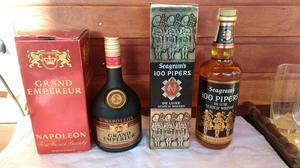 Vendo lote de bebidas importadas