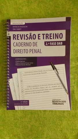Caderno de Revisão e Treino Penal OAB (Novo)