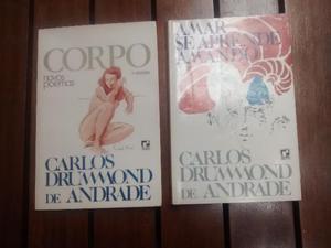 Combo Carlos Drummond de Andrade