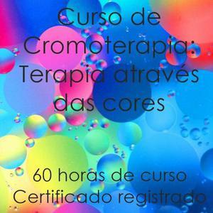 Curso de Cromoterapia a Distancia   O Uso das Cores Para o