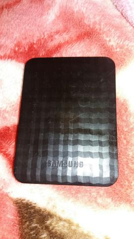 HD externo 1 terá GB Sansung