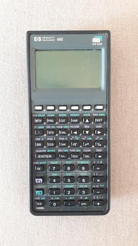 HP 48G Calculadora Científica