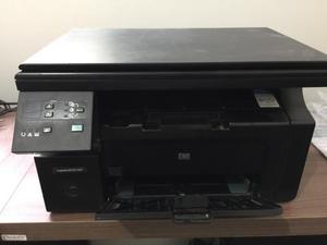 Impressora Multifuncional HP LaserJet M MFP