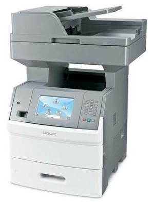 Impressora laser multifuncional lexnark X656