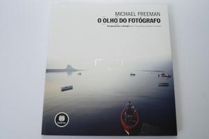 Livro 'O olho do fotógrafo' - Suzano-SP
