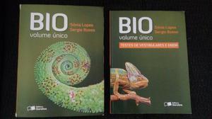 Livro de Biologia Sonia Lopes