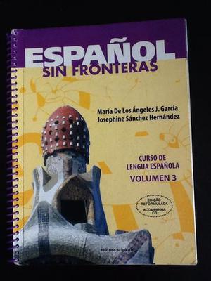 Livro espanhol
